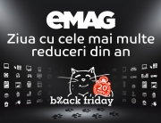 eMAG Black Friday-anunta 20 noeimbrie
