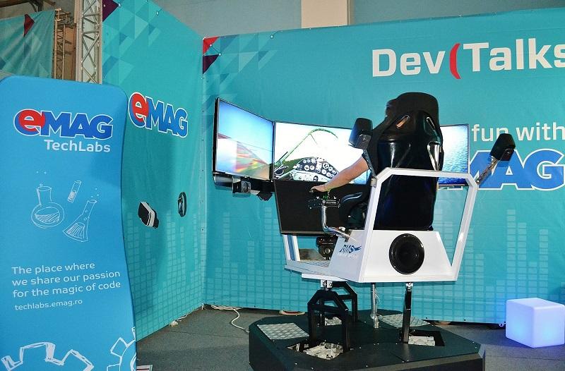 eMAG-DevTalks-Simulator de zbor